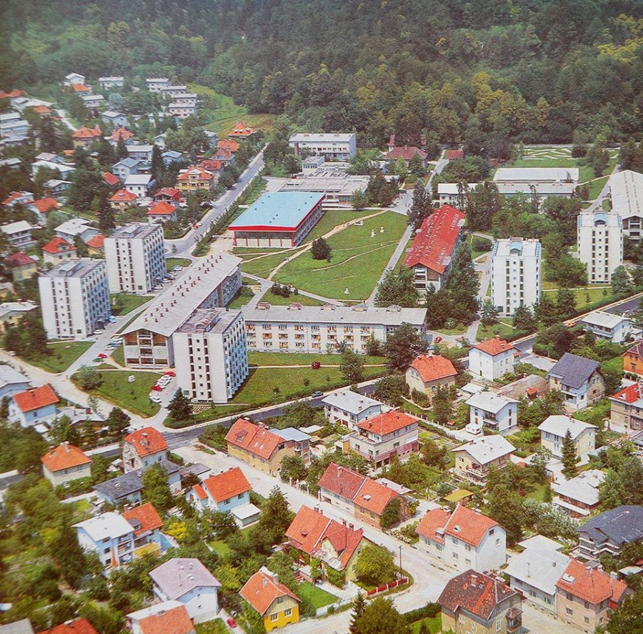 Rezultat iskanja slik za študentsko naselje rožna dolina